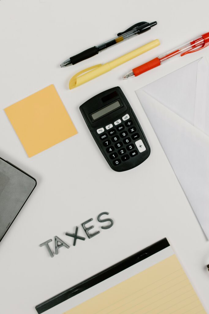changes in tax laws